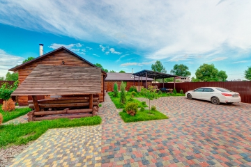 Украинская на дровах